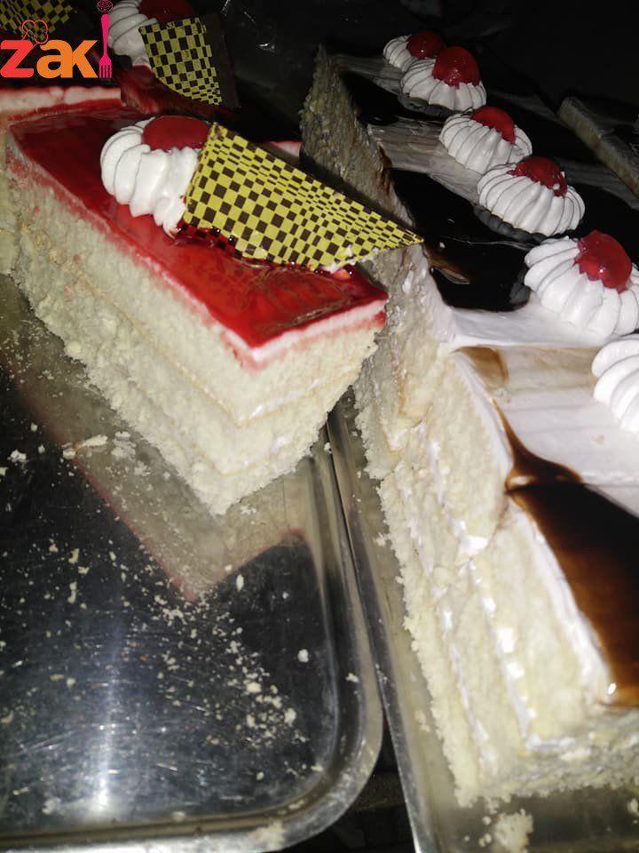 طريقة عمل الجاتوه زاكي Food Arabic Food Cake Design