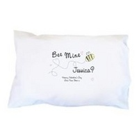 Bee Mine Pillow Case from Experience Frenzy