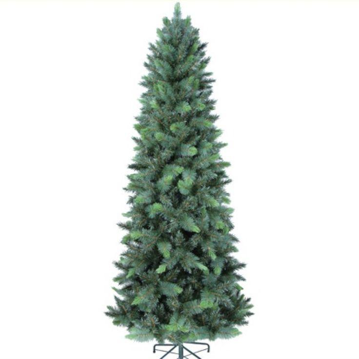 8FT Slim Parana Pine Christmas Tree - Christmas Elves