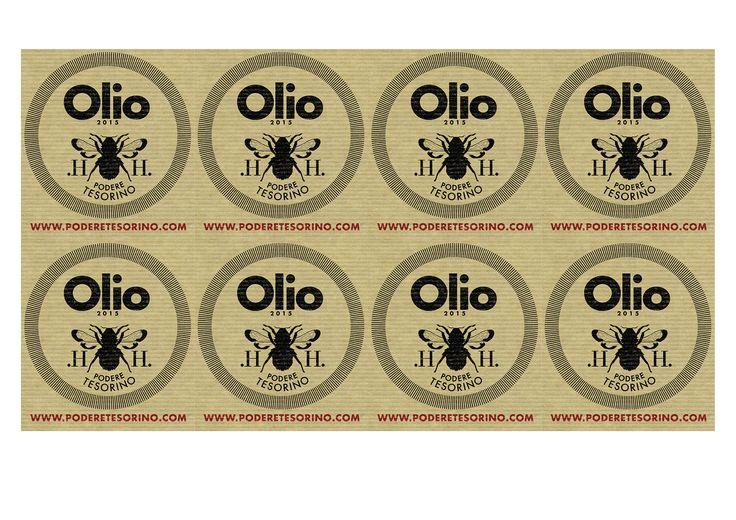 Tesorino label