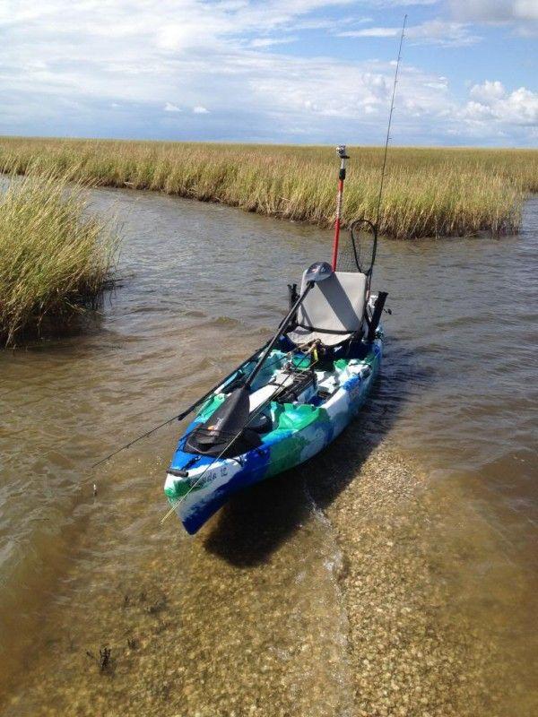 342 best images about kayak fishing on pinterest ocean for Canoe vs kayak fishing