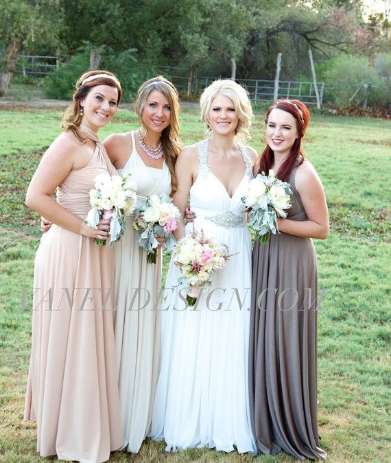 17 Best Images About Rosecliff Weddings On Pinterest: 17 Best Images About Convertible Bridesmaid Dresses On