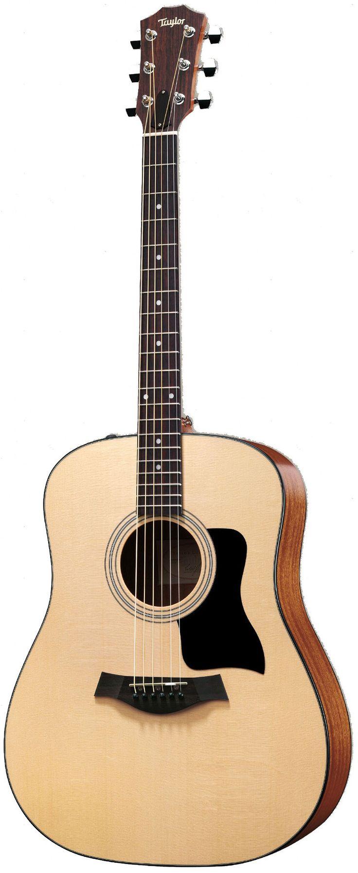 Taylor 110E/ES2 Dreadnought Acoustic-Electric Guitar