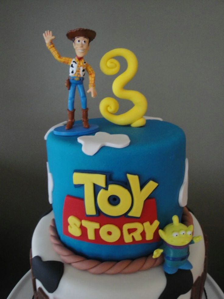 Toy Story Cakes For Boys : Best kids birthday cakes images on pinterest toy