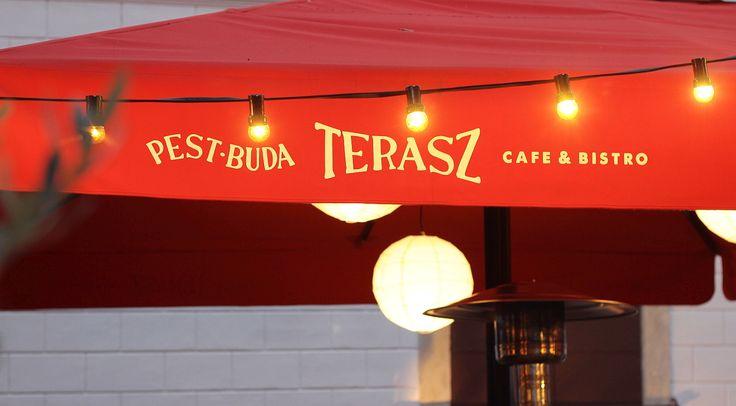 Pest-Buda http://www.pestbudabistro.hu/ | Terazs #budapest #restaurant #pestbuda #restaurantdesign