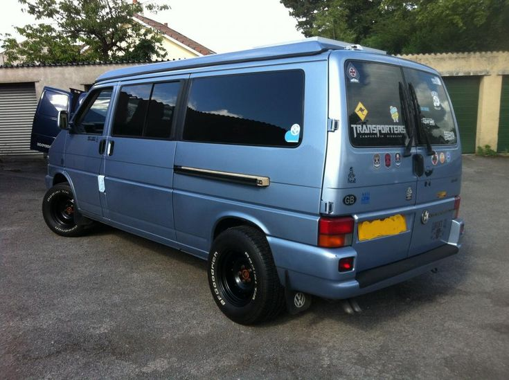 anyone ever fitted slot mags to their t4 vw t4 forum vw t5 forum furgonetos pinterest. Black Bedroom Furniture Sets. Home Design Ideas