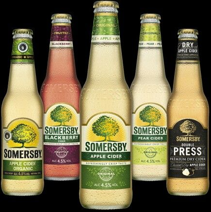 Carlsberg Group 's Somersby Cider | Admired Company | Pinterest