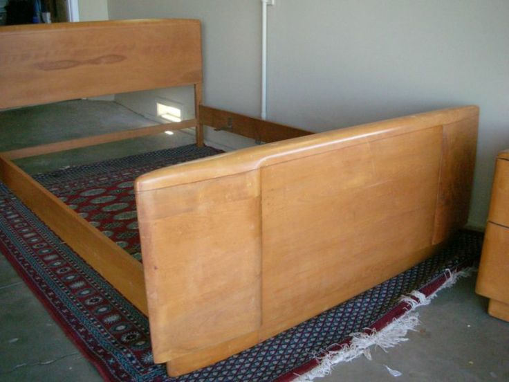 Bedroom Set Dbl In Antiques, Periods U0026 Styles, Mid Century Modernism