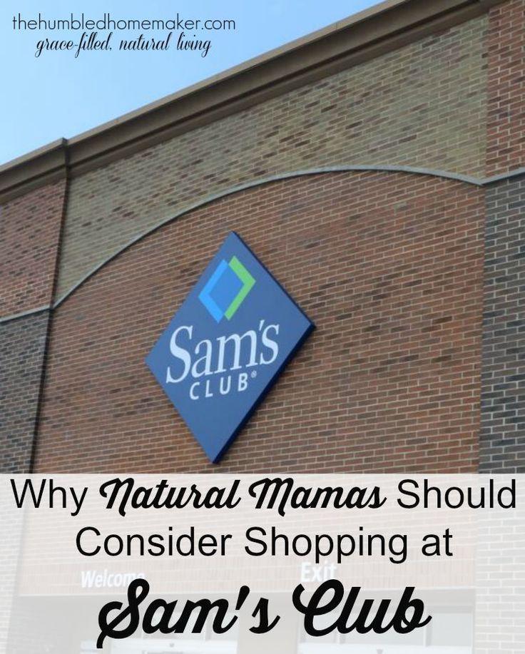 Check out these 5 reasons why you should consider shopping at Sam's Club! #MomSavesAtSamsClub