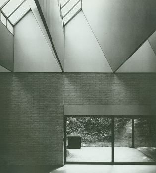 Kroller Muller museum by Wim Quist