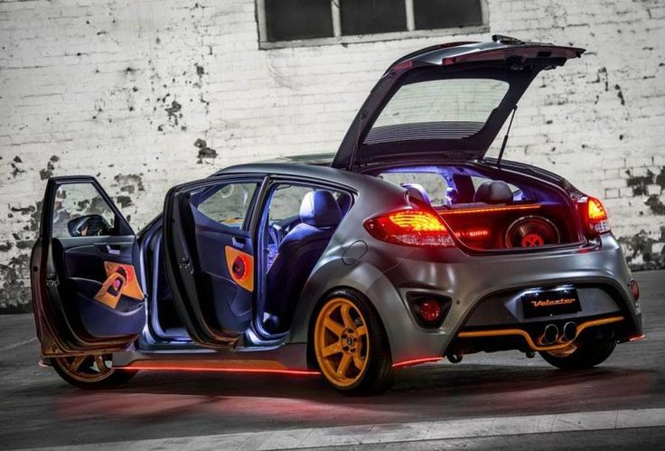 Hyundai Veloster Modified Cars Pinterest Search And Hyundai Veloster