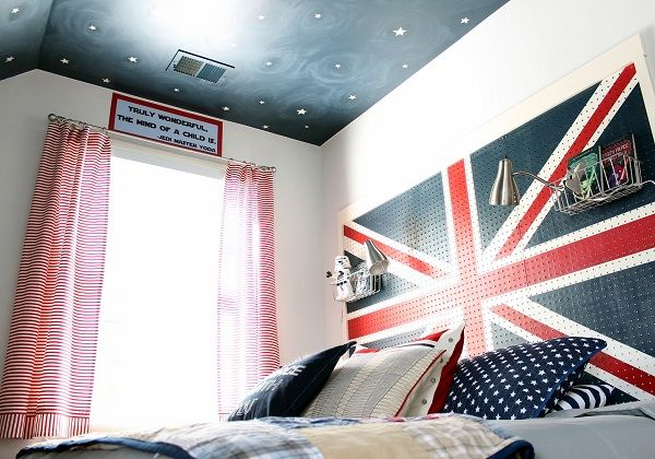 17 best images about let it be beatles crafts on pinterest for Union jack bedroom ideas
