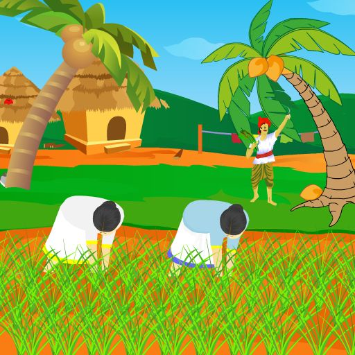 Thai Pongal is a Tamil harvest festival celebrated in India a in the State of Tamil Nadu.