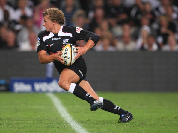 15 Pat Lambie - could be flyhalf too --- uhm nah, like him more at 10 for now