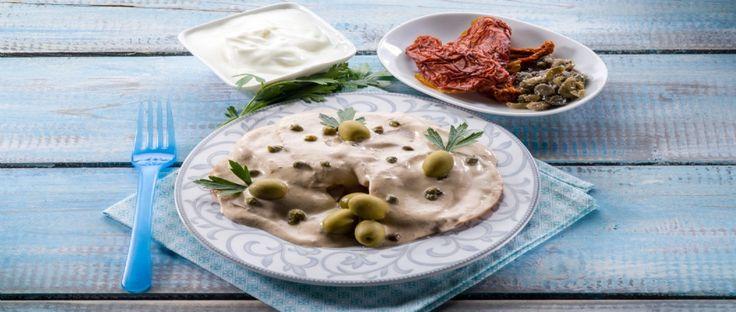 Månedens opskrift: Vitello tonnato – kalvekød med tunsauce fra Piemonte - In-Italias nyhedsbrev