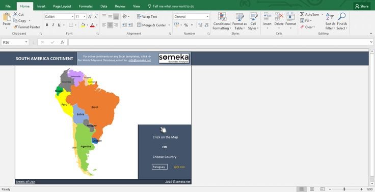 Country Info South America Continent – Info List: It includes several info about the countries in South America Continent. All data is in table format which is very useful when you want to use this data for your own specific purposes. (FREE download from someka.net) #excel #template #info #country #Continent #spreadsheet #printable #free
