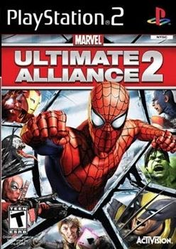 Marvel Ultimate Alliance 2 - PS2 Game