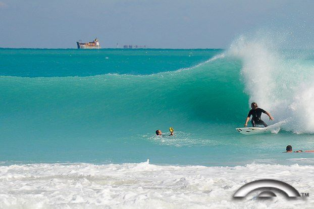 South Beach Miami Waves Surfing Pinterest And