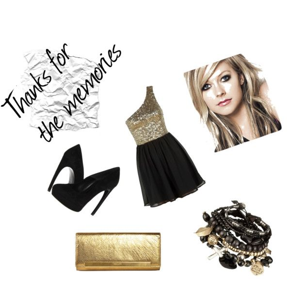 """Thanks for the memories"" by tactica on Polyvore"