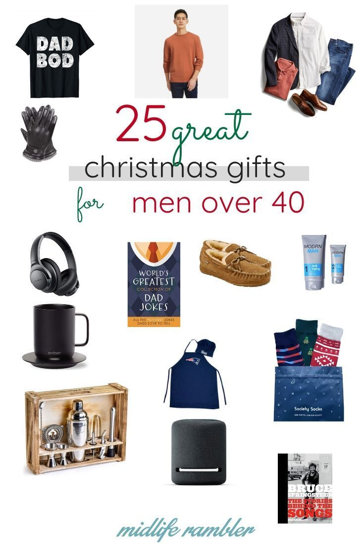 Gift guide 2020 the best gifts for men over 40 men over