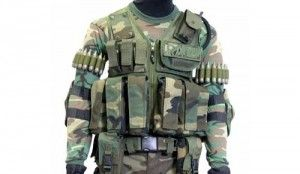 paintball vest Pro Paintball Player