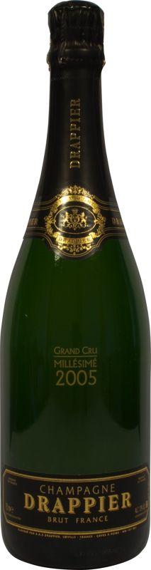 Der Drappier Signature Champagner ist perfekt für Sie, wenn Sie einen Champagner suchen, der nicht so trocken bzw wie der der Demi Sec Champagner von Drappier i