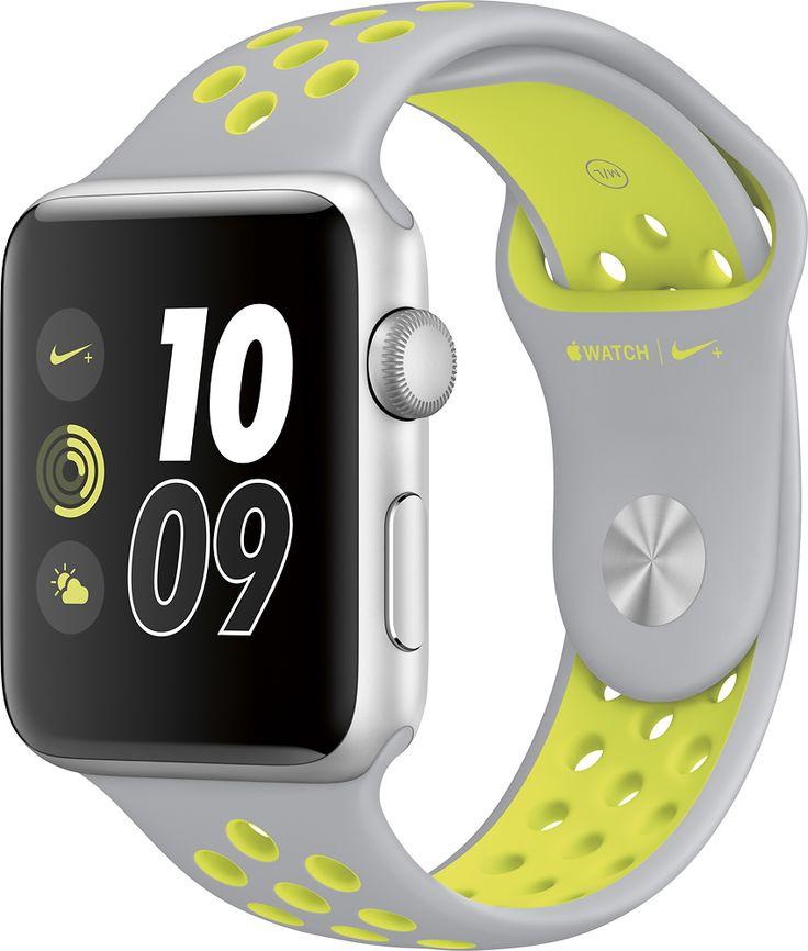 Apple Geek Squad Certified Refurbished Apple Watch Nike+