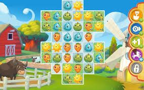 Image result for FARM HEROES SAGA