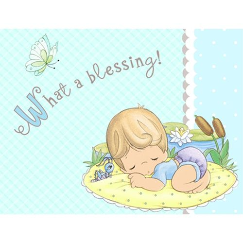 Precious Moments Baby Shower Thank You Notes   $3.77 For An 8 Pack