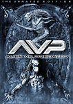 Alien Vs Predator DVD Sanaa Lathan, Raoul Bova, Lance Henriksen, Ewen Bremner,