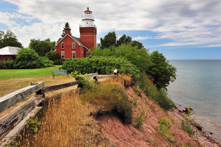 Big Bay Point Lighthouse by Michigan Nut on flickr