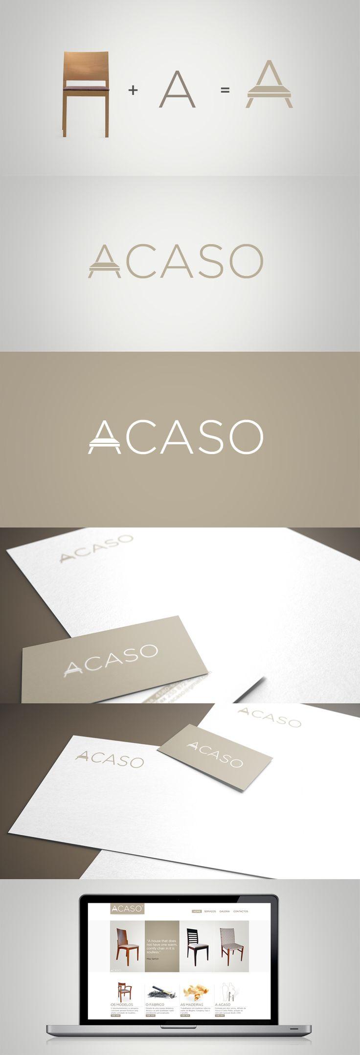 visual identity / Acaso