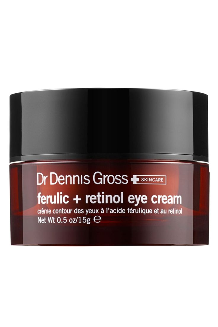 Dr. Dennis Gross Ferulic   Retinol Eye Cream - Cosmopolitan.com