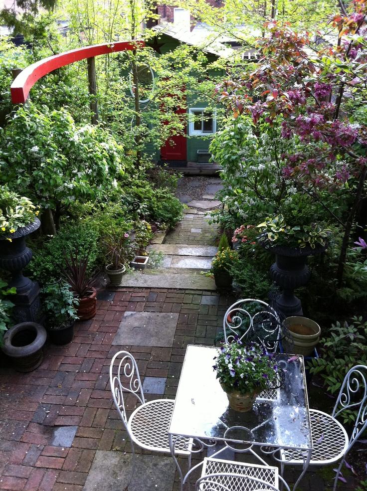 My garden in spring 13 best Gardens