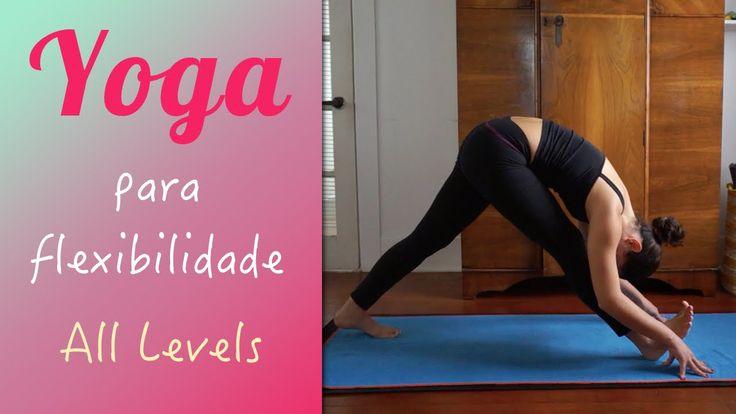 Yoga para flexibilidade
