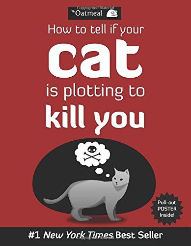 How to Tell If Your Cat Is Plotting to Kill You (Paper Anniversary Gifts)
