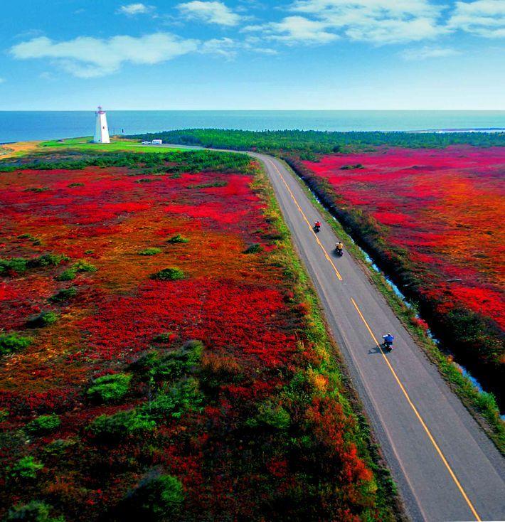 Miscou Island, New Brunswick Canada