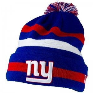 New Era NFL Sport Knit Beanie NY Giants