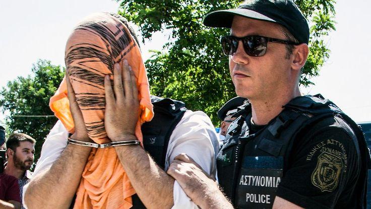 Gericht widerspricht früherem Urteil: Athen will drei türkische Militärs ausliefern