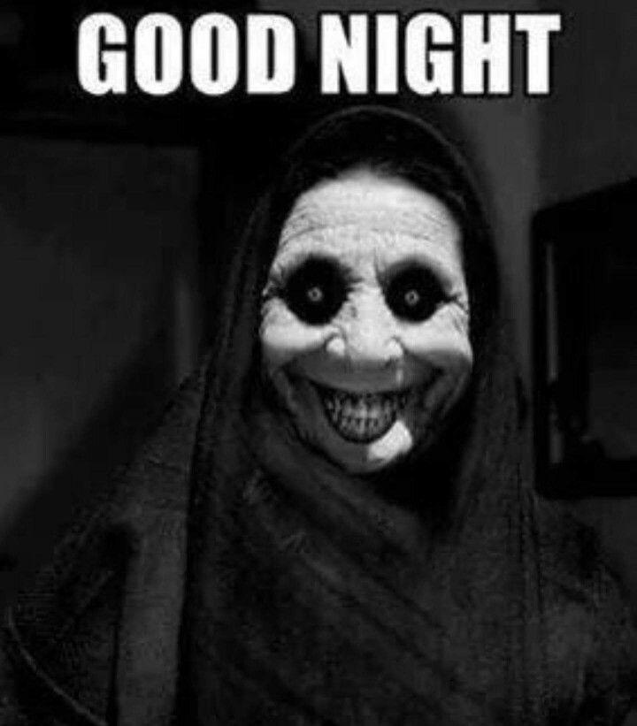 Страшные картинки на ночь с надписями фото, февраля
