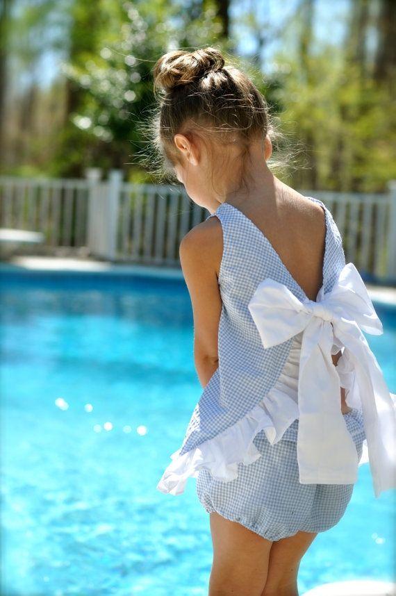 Moda infantil verano 2016