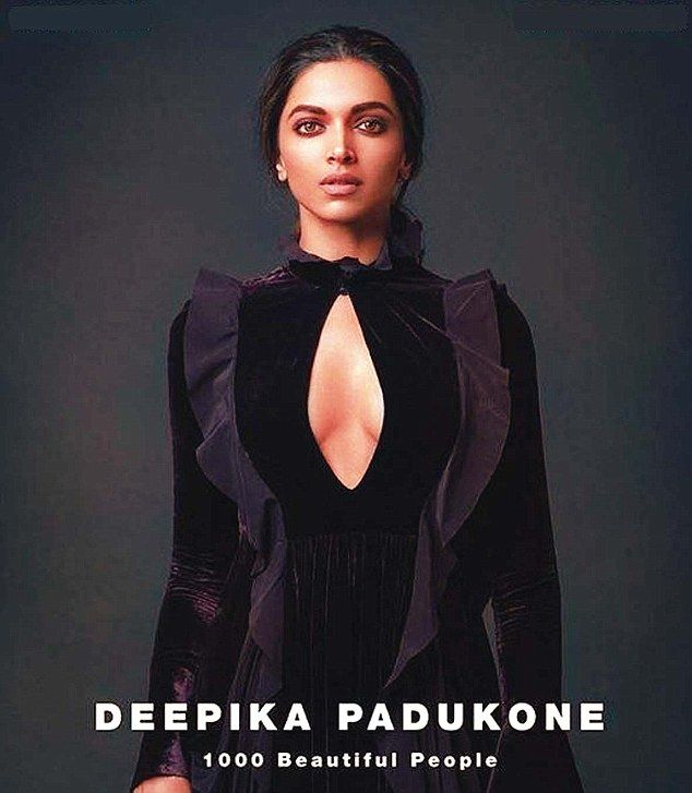 Bollywood icon Deepika Padukone follows Kim Kardashian as the cover star of the infamous New York fashion Magazine