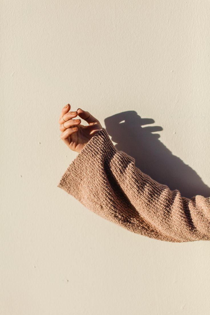 winter knit :: take aim