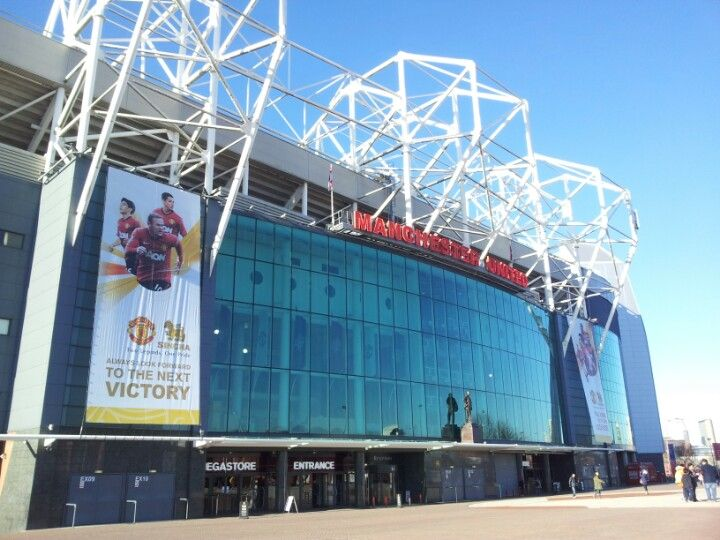 Manchester United Museum & Trophy Room in Manchester