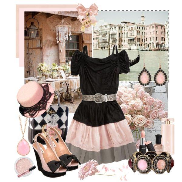 Pretty as a Princess, created by gypsy-jo on Polyvore