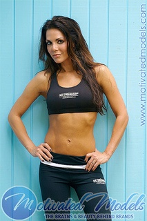 Arnold Classic Fitness Models Model Fit Athletic Expo Columbus Ohio New Orleans