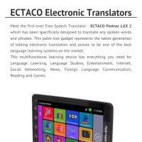 Infographic: ECTACO Electronic Translators