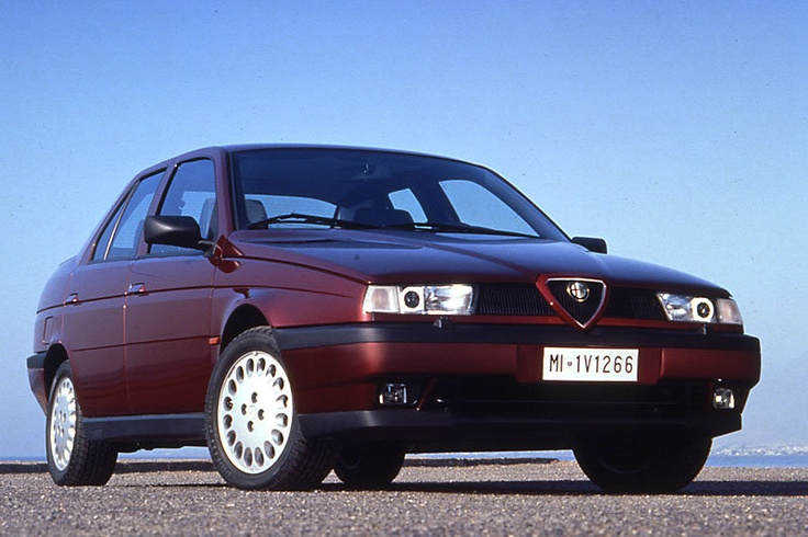 256 Best Images About Alfa Romeo 155 On Pinterest