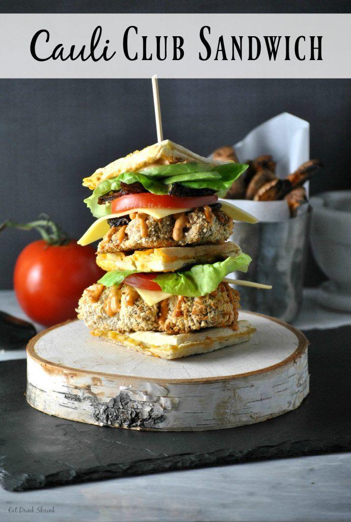 Cauli Club Sandwich
