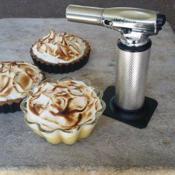Love this kitchen torch, Glad I upgraded. Best Cooking Blow Torch T...